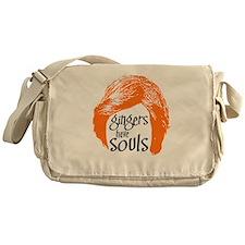 Gingers Have Souls Messenger Bag