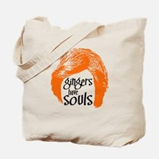 Gingers Have Souls Tote Bag