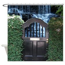Waterfall Gate Shower Curtain