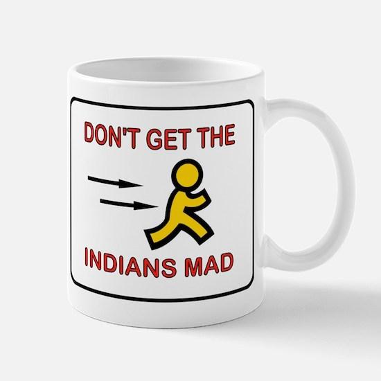 MAD INDIANS Mug