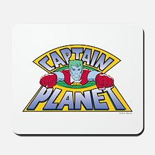captain planet Mousepad