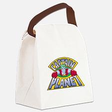 captain planet Canvas Lunch Bag