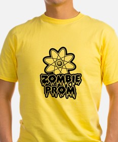 Zombie Prom T-shirt in Nuclear Green! T-Shirt