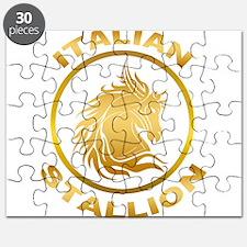 Italian Stallion Puzzle