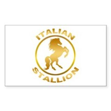 Italian Stallion Decal