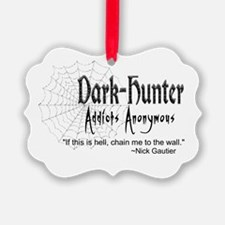 DH Addicts Anonymous Ornament