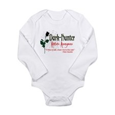 DH Addicts Anonymous Long Sleeve Infant Bodysuit