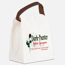 DH Addicts Anonymous Canvas Lunch Bag