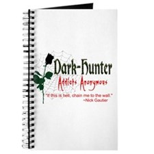 DH Addicts Anonymous Journal