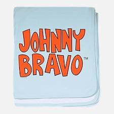 johnny bravo baby blanket