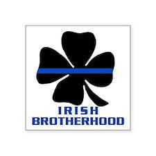 Irish Brotherhood Rectangle Sticker