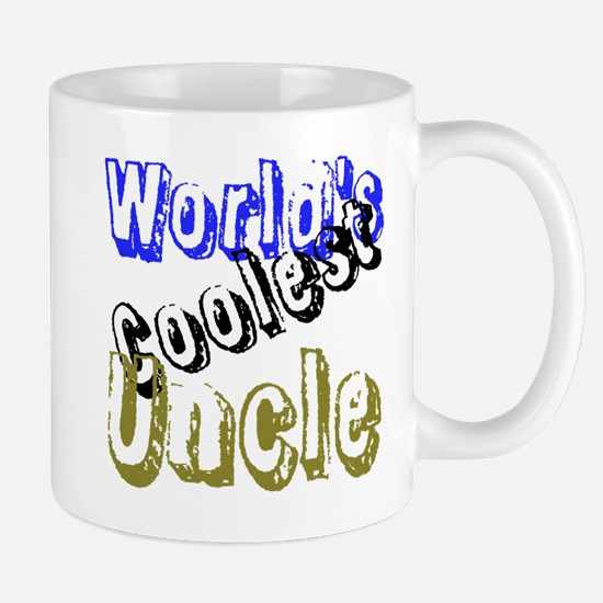 Worlds Coolest Uncle Mug