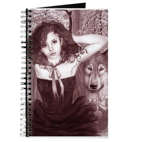Little Red Riding Hood Journal