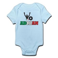 Yo Adrian Infant Bodysuit