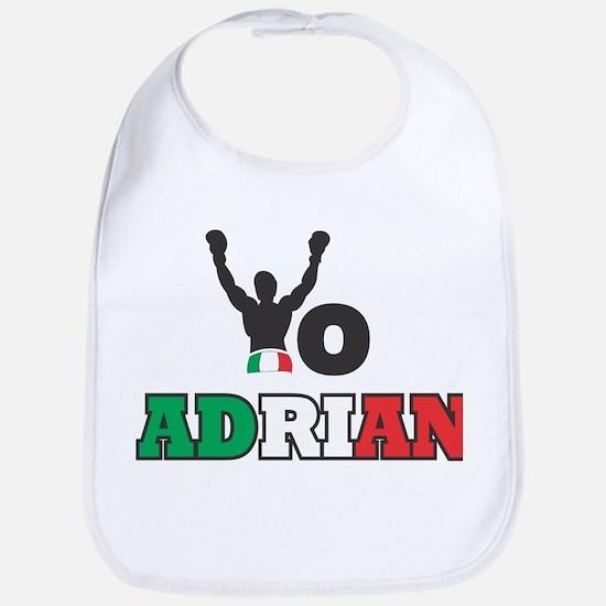 Yo Adrian Bib