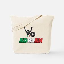 Yo Adrian Tote Bag