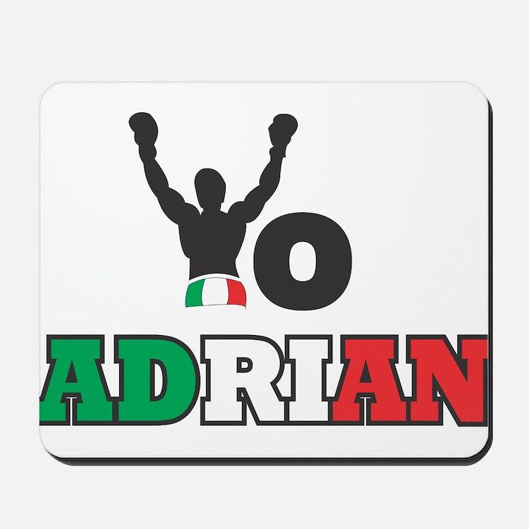 Yo Adrian Mousepad