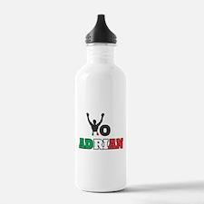 Yo Adrian Sports Water Bottle