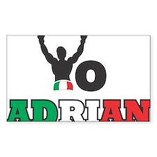Yo Adrian Decal