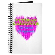 Veteran Caregiver Heart 2.0 Journal