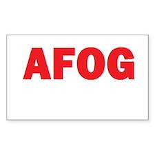 AFOG Decal