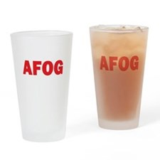 AFOG Drinking Glass