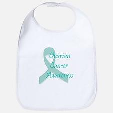 Ovarian Cancer Awareness Baby Bib