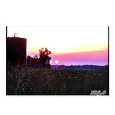 8 - Unionville Sunset Postcards