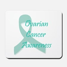 Ovarian Cancer Awareness Mousepad