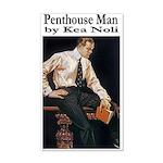 Penthouse Man 20x12 Wall Decal