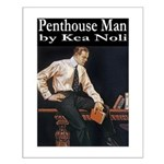 Penthouse Man Small Poster