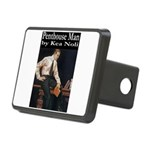 Penthouse Man Rectangular Hitch Cover
