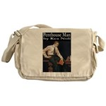 Penthouse Man Messenger Bag