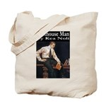 Penthouse Man Tote Bag