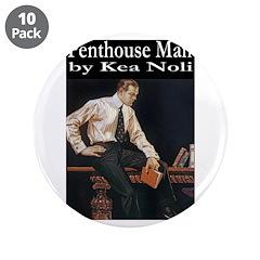 "Penthouse Man 3.5"" Button (10 pack)"