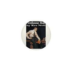 Penthouse Man Mini Button