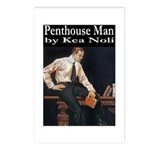 Penthouse Man Postcards (Package of 8)