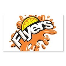 Flyers Crush Decal