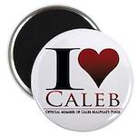 I Heart Caleb Magnet