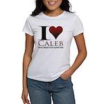 I Heart Caleb Women's T-Shirt