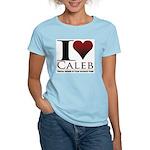 I Heart Caleb Women's Light T-Shirt