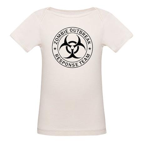 ZOMBIE RESPONSE TEAM R0001 Organic Baby T-Shirt