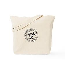 ZOMBIE RESPONSE TEAM R0001 Tote Bag