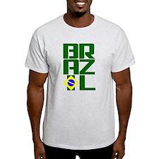 Brazil (3) T-Shirt