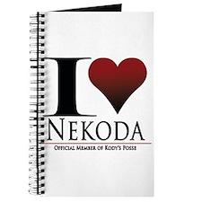 I Heart Kody Journal