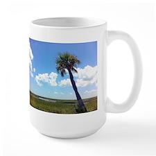 Leaning Tree in Florida Mug