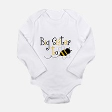 Big Sister to Bee Body Suit