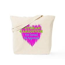 Veteran Caregiver Heart 2.0 Tote Bag