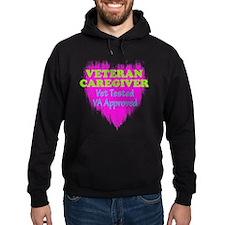 Veteran Caregiver Heart 2.0 Hoody