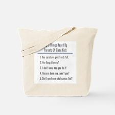 Top 5 Heard Tote Bag